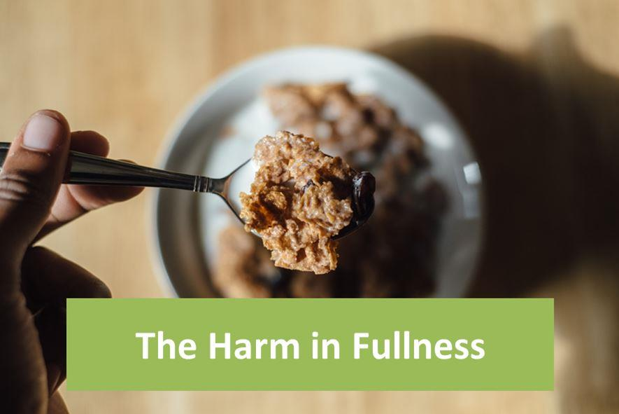 The Harm inFullness