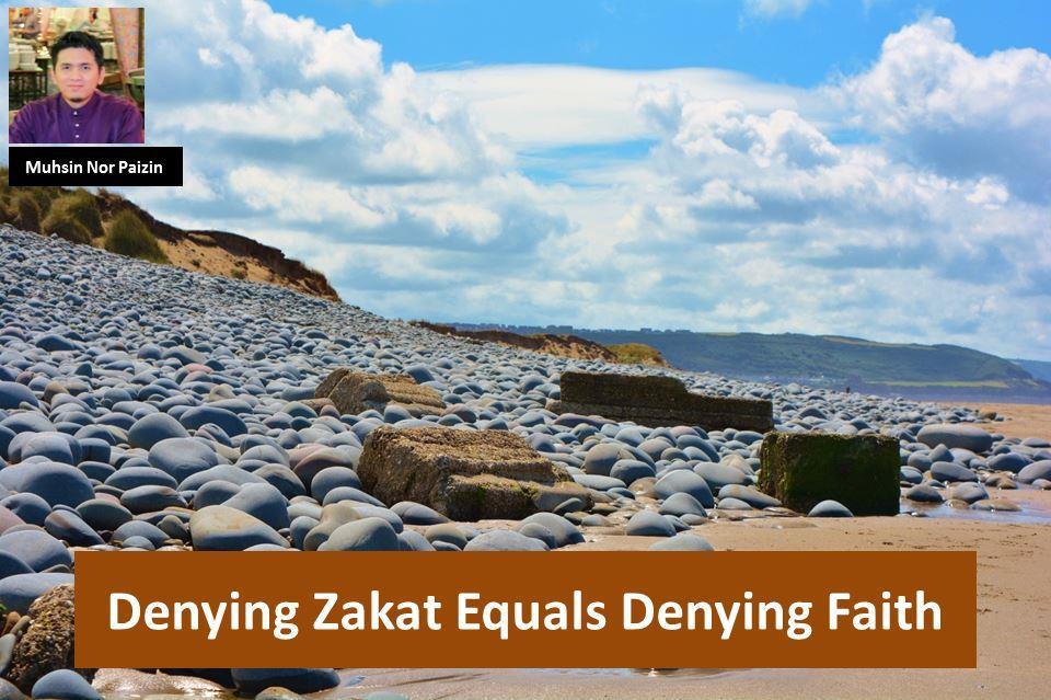 Denying Zakat Equals DenyingFaith