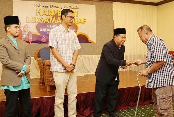 News: Clinic in Labuan (Malaysia) Helps Asnaf, Mosque and TahfizCenters.