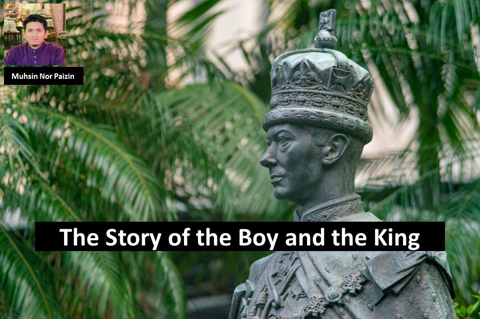 The Story of the Boy and the King (from Al-Quran, in Surah al-Burooj)