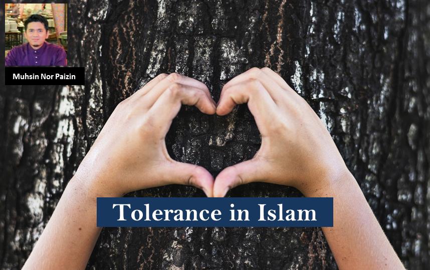 Tolerance in Islam.