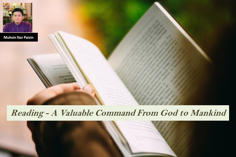 Reading – A Valuable Command From God to Mankind
