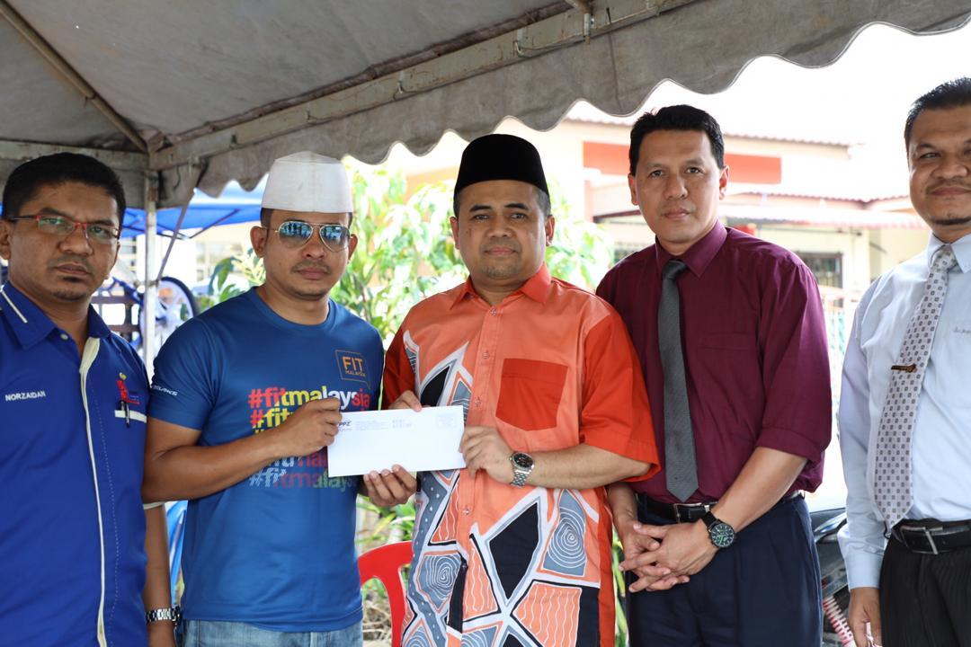 Skim Kafalah Muzakki (Khairat Kematian) meringankan beban waris pembayar zakatPPZ-MAIWP