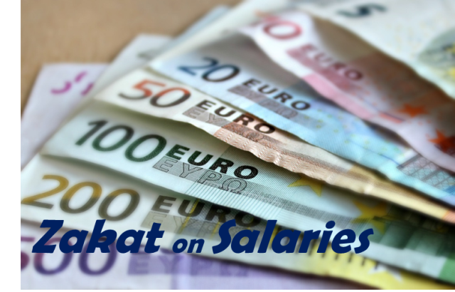 Zakat on Salaries