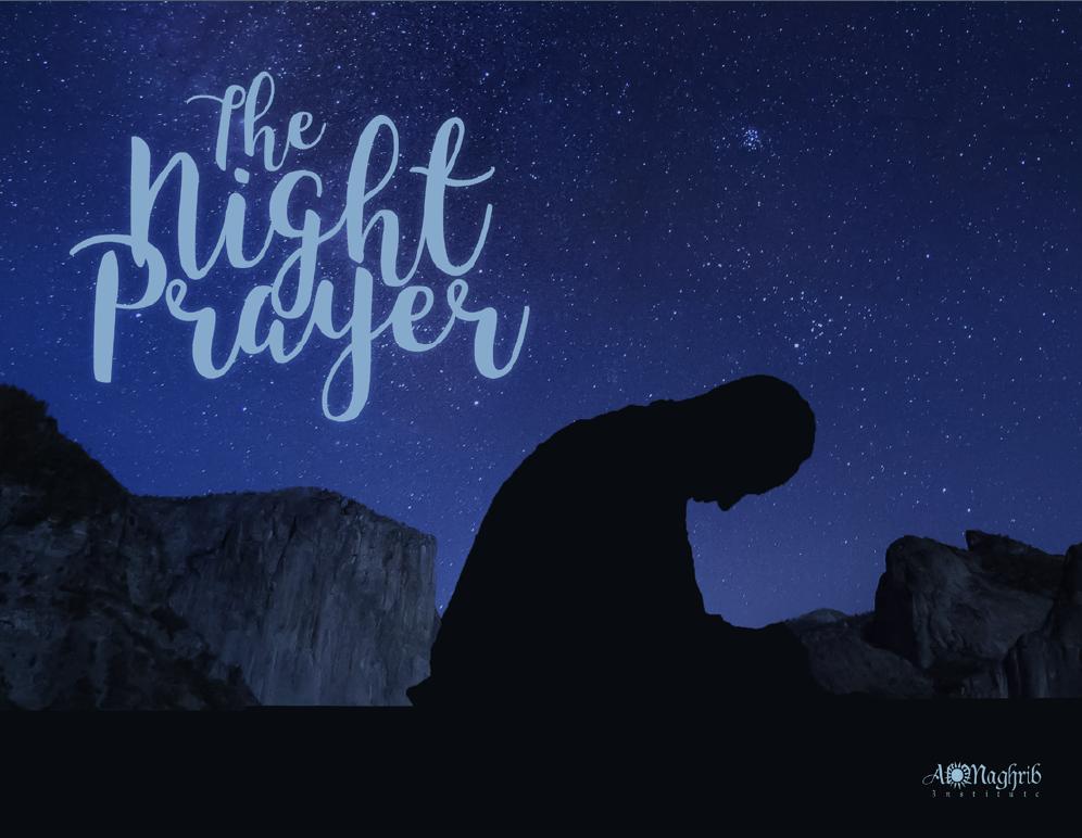 Free E-Book: The NightPrayer