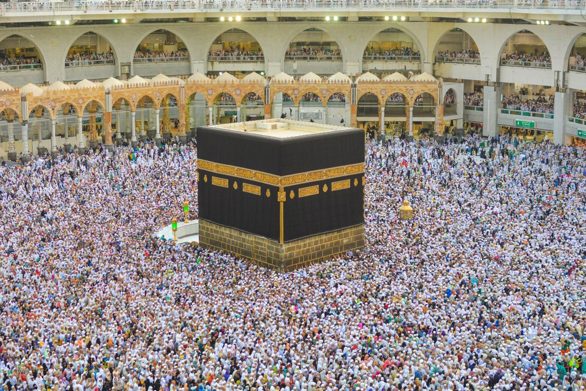 The Sight of Kaabah